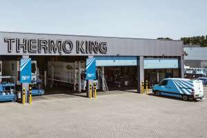 Mit BlueTrack will Thermo King sein Serviceangebot verbessern. Bild: Thermo King