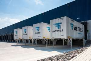 Hermes Logistik-Center in Witten | Foto: Hermes