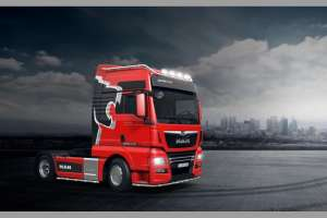 Fotos: MAN TRuck & Bus