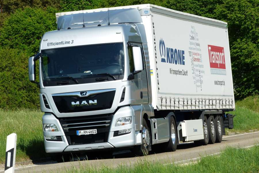 Im Test: MAN TGX 18.460 Efficient Line 3