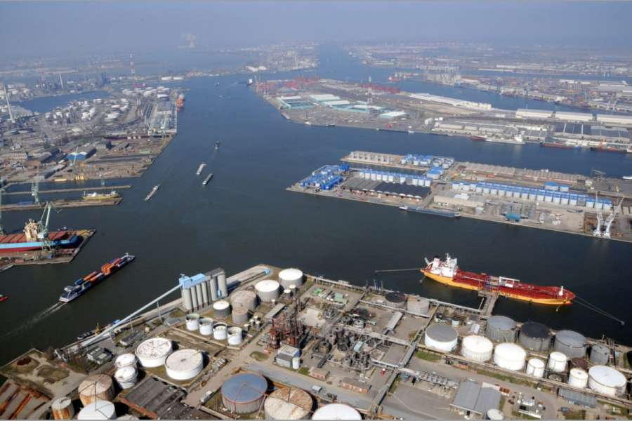 (Foto: Port of Antwerp)