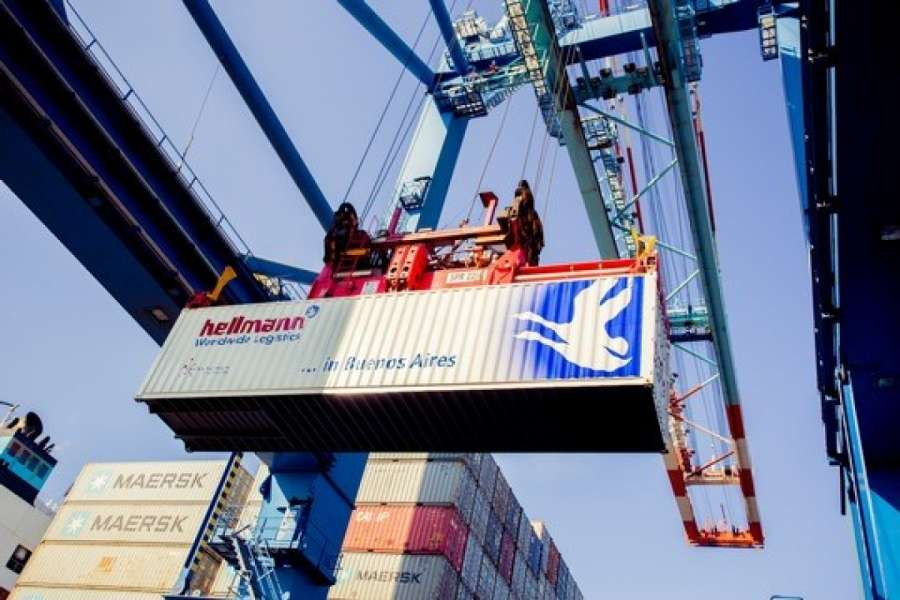 Hellmann Worldwide Logistics implementiert das Transport Management System CargoWise. (Foto: Hellmann)
