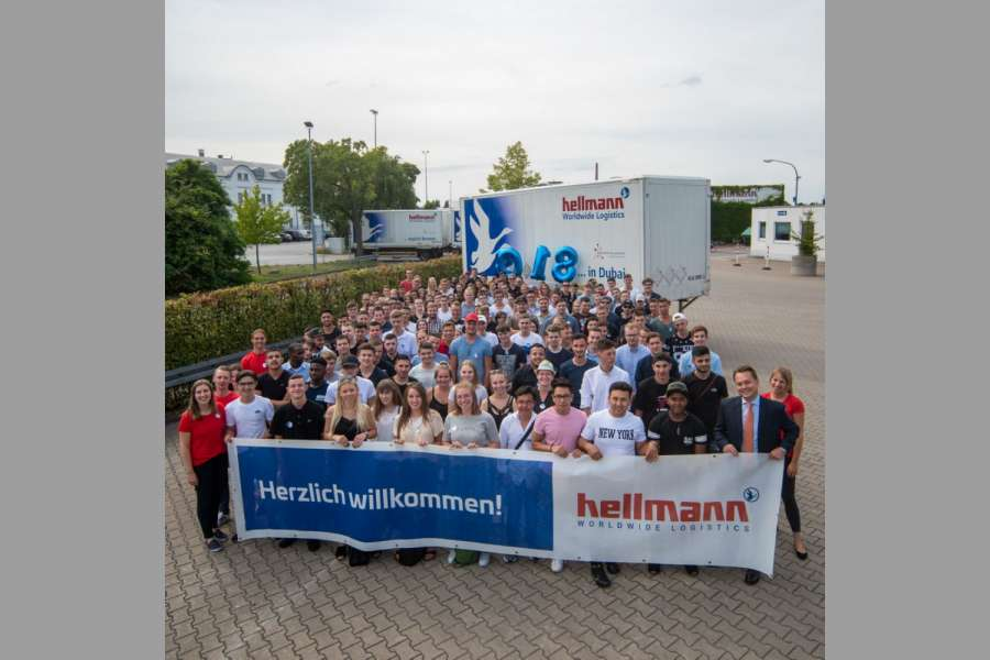 Foto: Hellmann Worldwide Logistics