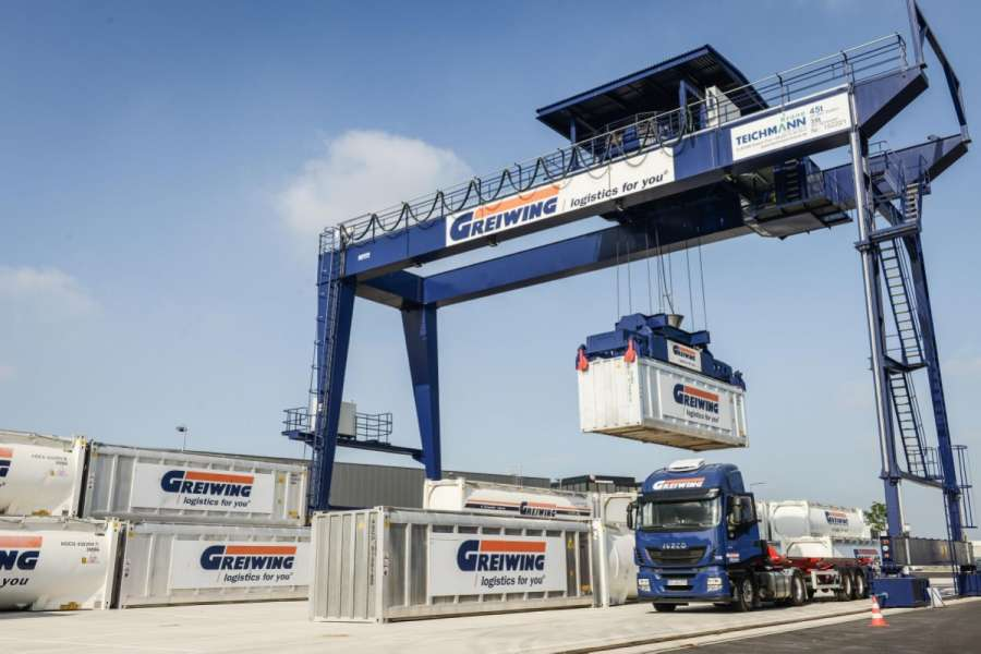 Foto: Greiwing logistics for you