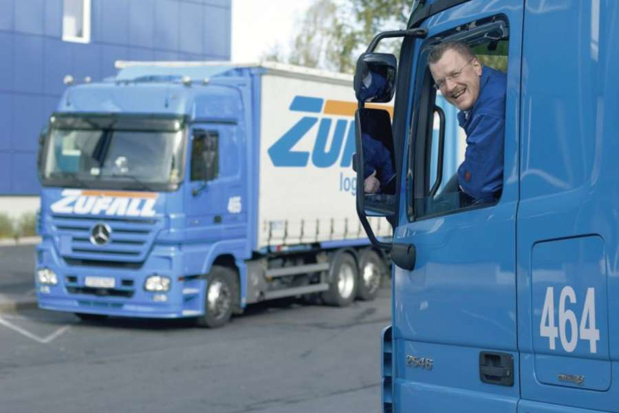 (Foto: W. Rammler/Zufall Logistic Group)