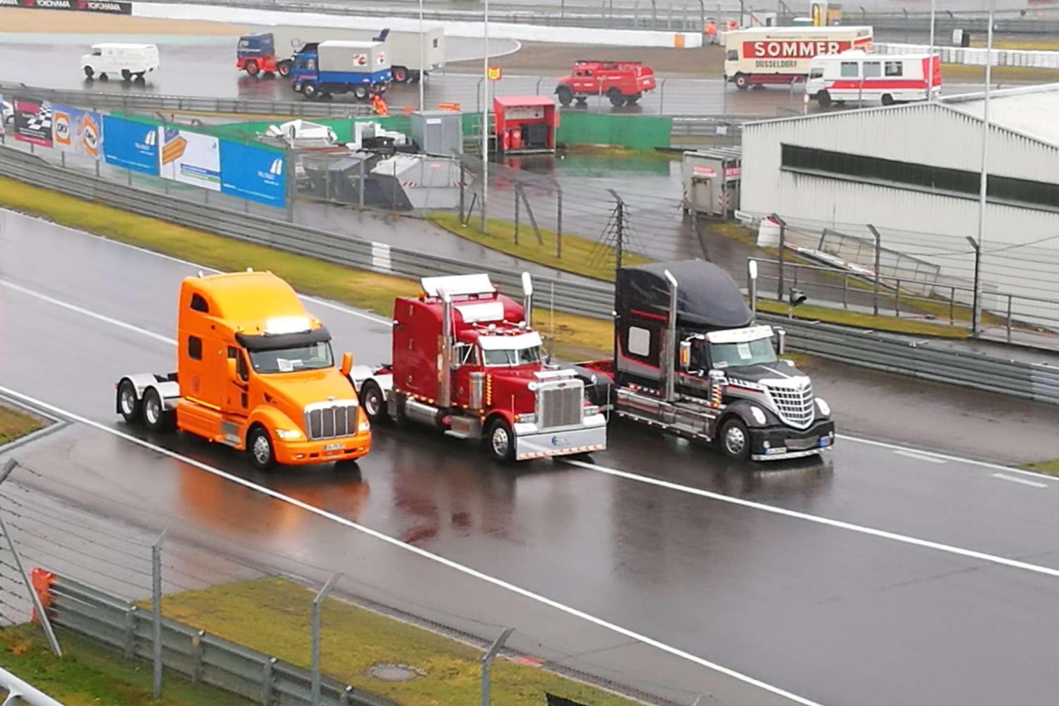 Truck Grand Prix 2017 Corso Am Samstag Adac Truck Grand Prix
