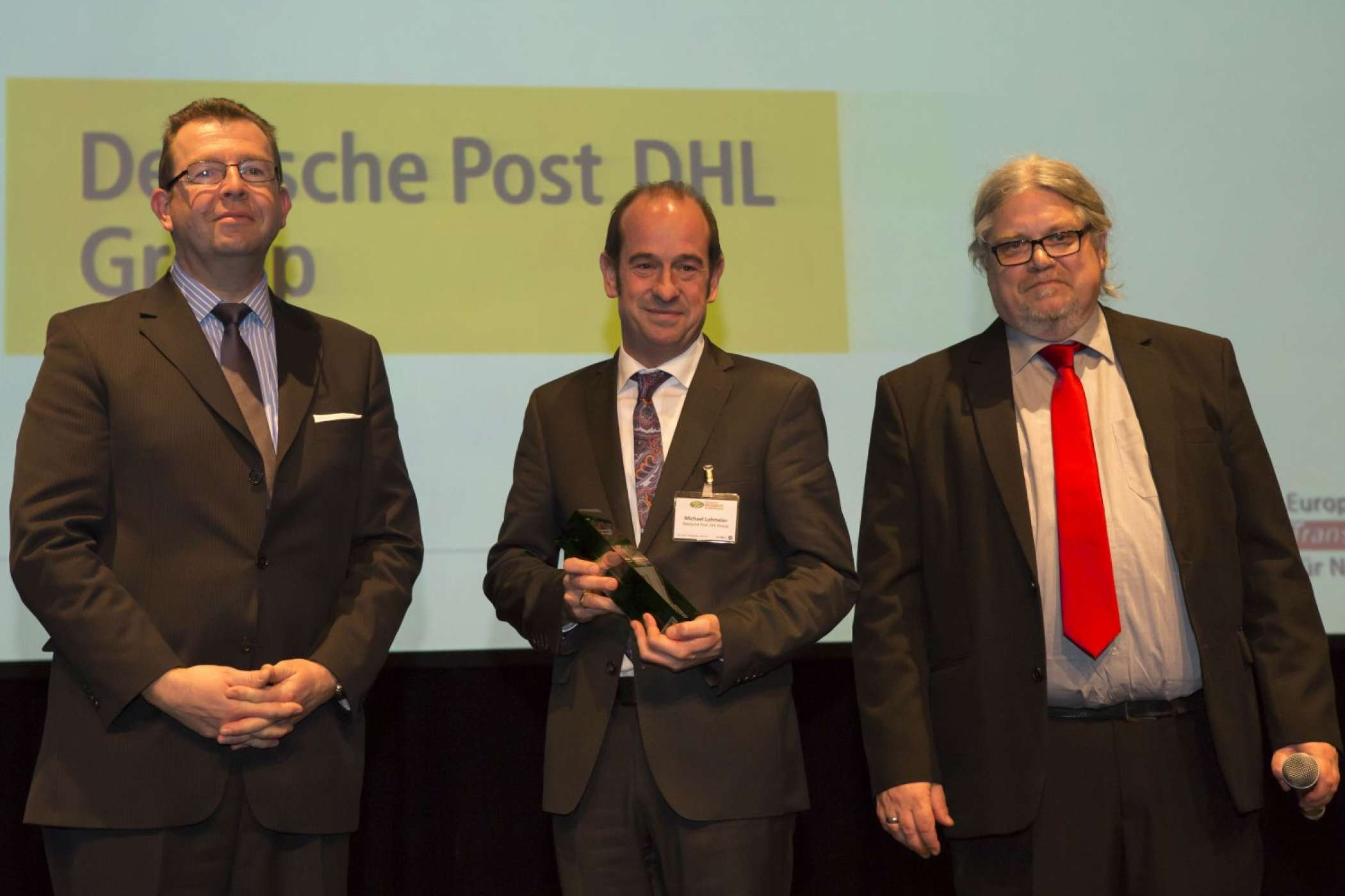 KEP-Dienste Platz 1: Deutsche Post DHL Group
