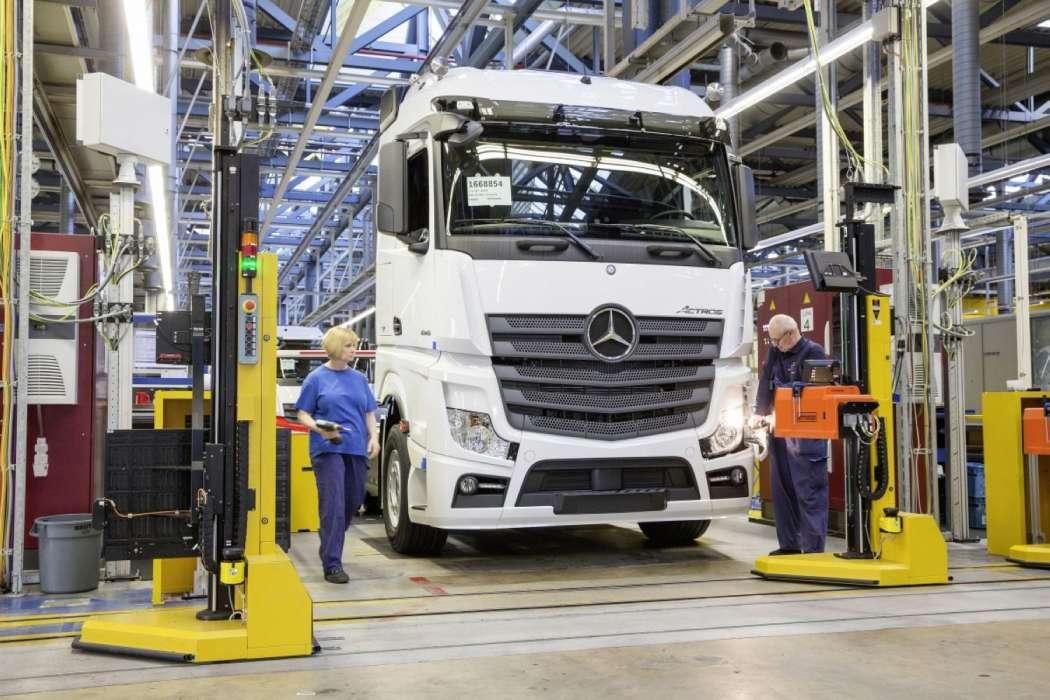 Daimler News Wörth