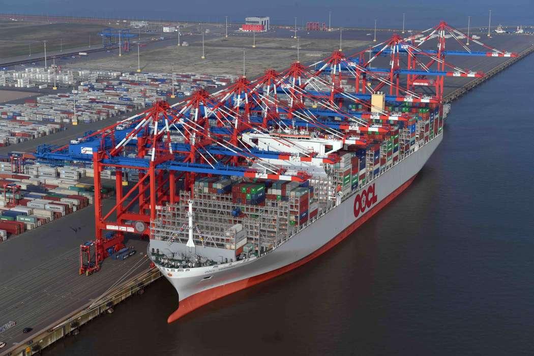 Der Überseehafen Bremerhaven soll CO2-neutral werden | Foto: bremenports GmbH & Co. KG