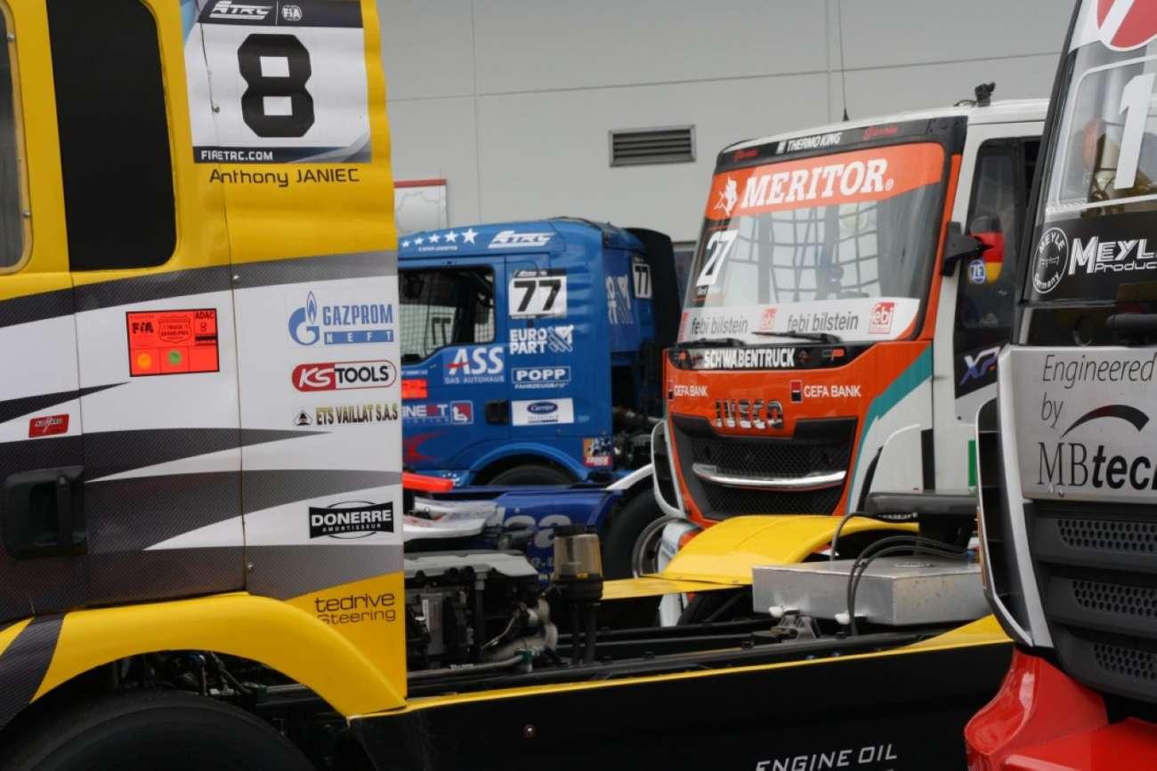 Truck Racing Fahrerfeld Für Die Em 2017 Steht Adac Truck Grand
