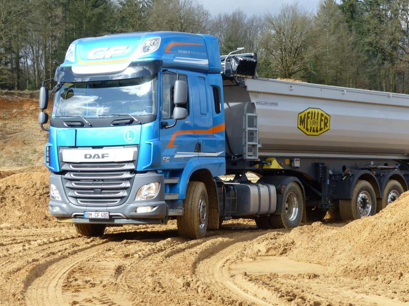 Exklusiv DAF kann jetzt auch den Hydro Antrieb für die ...